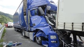 Download FAIL | Truck Crash Compilation 2016 | FailArmy Channel Video