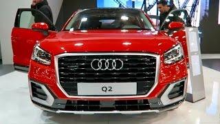 Download NEW 2018 Audi Q2 - Exterior & Interior Video