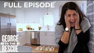 Download Basement Renovation for Young Girl With Developmental Challenges | George to the Rescue Video