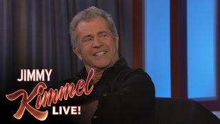 Download Mel Gibson on His New Baby, Andrew Garfield & Vince Vaughn Video
