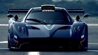 Download Pagani Zonda R - Top Gear - BBC Video