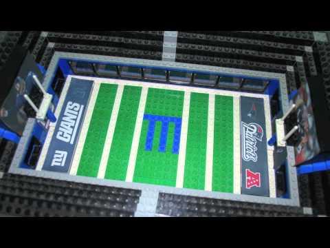 Stream My moc Lego high school football stadium! #221226 on Akefk