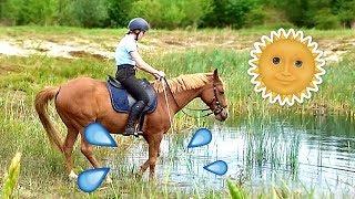 Download Durft mijn pony het water in? | Vlog #52 Video