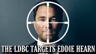 Download THE RELAY: The #LDBC Anti-Eddie Hearn campaign. When throwing shade goes wrong Video
