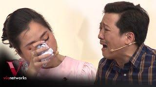 Download Lâm Vỹ Dạ diễn xuất nhập tâm khiến Trường Giang cũng bật khóc - 7 Nụ Cười Xuân [Full HD] Video