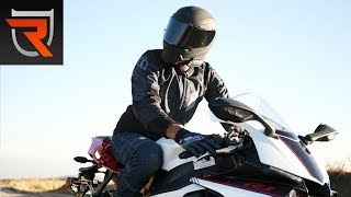 Download What We Wore: Icon Airframe Pro Motorcycle Helmet Review | Riders Domain Video