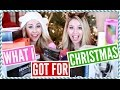 Download What I Got For Christmas 2015!! | eleventhgorgeous Video