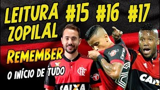 Download LEITURA ZOPILAL #15 #16 e #17 (Remember) Video