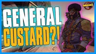 Download Borderlands 2 | General Custard & His Boogermeister Gun?! Video
