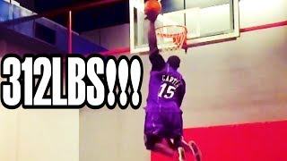 Download THE HEAVIEST DUNKER IN THE WORLD!!! Video