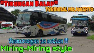 Download Kumpulan aksi manuver ″JAM MEPET″ Bus saat di Terminal (Kertajaya) MOJOKERTO Video