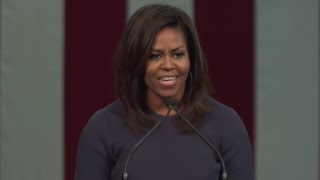 Download Michelle Obama Trashes Hillary Clinton Video