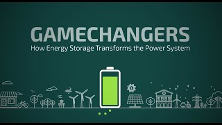 Download Gamechangers: How Energy Storage Transforms the Power System Video