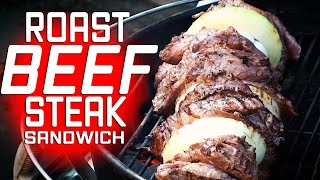 Download Roast Beef Steak Sandwiches by the BBQ Pit Boys Video