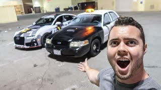 Download I BOUGHT THE CHEAPEST POLICE CAR ON CRAIGSLIST!!! Video