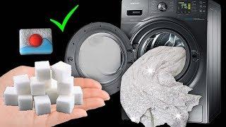 Download EN İYİ TÜL PERDE BEYAZLATMA & Küp Şeker ve Bulaşık Tableti ile Nasıl Pırıl Pırıl Yapılır Video