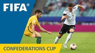 Download Match 4: Australia v Germany - FIFA Confederations Cup 2017 Video