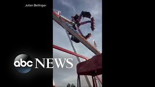 Download Popular ride shut down after deadly fair accident Video
