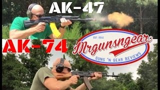 Download AK-47 vs. AK-74: Which One Is Best?? (HD) Video