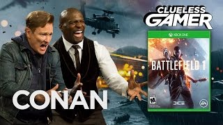 Download Clueless Gamer: ″Battlefield 1″ With Terry Crews - CONAN on TBS Video
