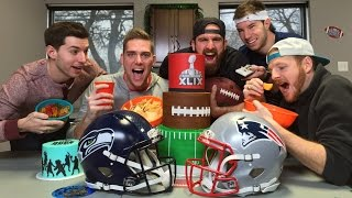 Download Super Bowl Party Stereotypes Video