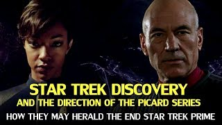 Download Star Trek Discovery and the Return of Picard: The Controversies Behind The Scenes Video