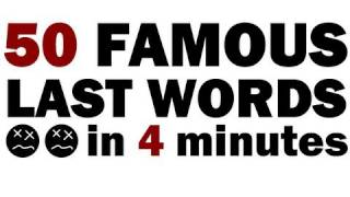 Download Famous Last Words Video
