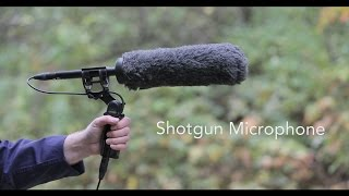 Download How To Record Audio - Shotgun Microphone Video
