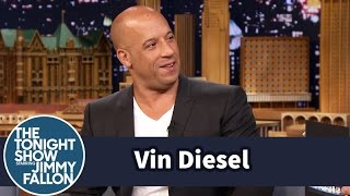 Download Vin Diesel Says I Am Groot in Multiple Languages Video