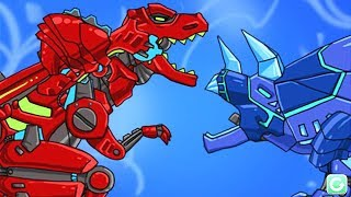 Download Dino Robot Corps: ALL ANIMATIONS | Eftsei Gaming Video