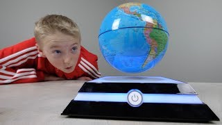 Download What's inside a Levitating Earth? Video