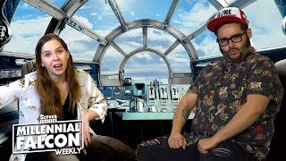 Download Star Wars: The Last Jedi! WILD UNNECESSARY SPECULATION! - Millennial Falcon (with Steve Zaragoza) Video
