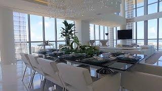 Download Luxury Penthouse Marquis Condo $13,900,000 Miami 1100 Biscayne Blvd Video