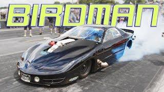 Download Can anyone beat Birdman's 4,000hp Trans Am? Video