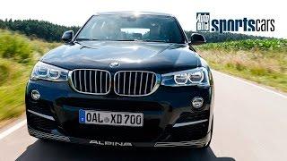 Download Alpina XD3 Bi-Turbo: Das SCHNELLSTE Diesel-SUV ? Fahrbericht - AUTO BILD SPORTSCARS Video