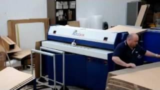 Download HIPAK Kinetic - The new corrugated boxmaking machine Video