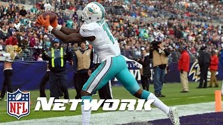 Download Toe Drag Swag (Week 13) | Antonio Brown, Donte Moncrief & DeVante Parker! | NFL Network Video