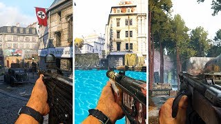 Download THE NEW COD WW2 MAPS (YES, You Can Swim!) Video