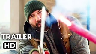 Download BUSHWICK Official Trailer (2017) Dave Bautista, Brittany Snow , Action Movie HD Video