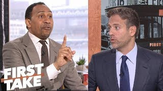Download Max Kellerman: Brady-Rodgers is a debate because 'Brady is a next-level leader' | First Take | ESPN Video