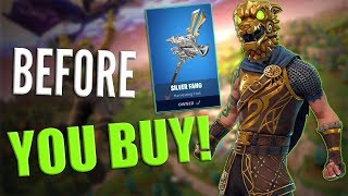 Download Battle Hound | Silver Fang - Before You Buy - Fortnite Video
