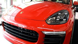 Download 2017 Porsche Cayenne S Review-Full HD Video