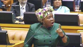 Download Comedy - Nkosazana Dlamini Zuma ordered out of Parliament Video