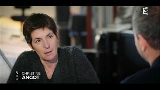 Download Les confidences littéraires de Christine Angot - Drôle d'endroit pour une rencontre Video