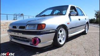 Download NISSAN SENTRA 200STI SR20VE Video