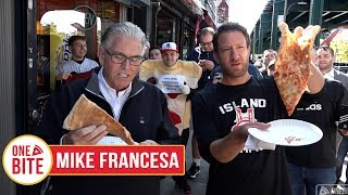 Download (Mike Francesa) Barstool Pizza Review - Justin's Pizza (Bronx) Video