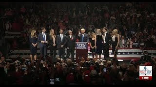 Download Full Speech: Donald Trump MASSIVE Rally in Manchester, NH 11/7/16 Video
