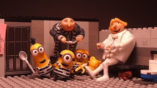 Download Minions in Prison • Despicable Me 3 Stop Motion Video