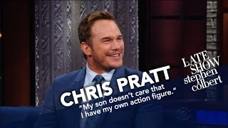 Download Chris Pratt's Wife Wasn't Into His Love-Making Mixtape Video