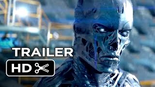 Download Terminator: Genisys Official Trailer #2 (2015) - Arnold Schwarzenegger Movie HD Video